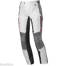 "Held Torno Gore-Tex Riding Pants Grey/Red XL 37"" Waist /33"" Inseam 6066-72-XL"