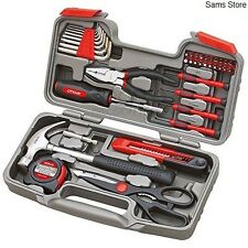 Tool Set 39 pezzi fai da te casa garage per la casa di base generale KIT BOX CASE Uomini Regalo