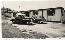 Newhaven the Shop Downland Caravan Site Motor Car unused RP old pc Frith