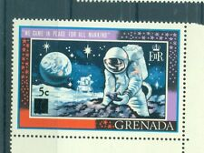 EXPLORATION SPATIALE - MOONLANDING GRENADA 1970 Type I