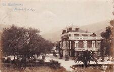 * MASSA CARRARA - Fotocartolina - Villa La Rinchiostra 1905