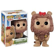 Funko Pop! Movies Wizard of Oz Cowardly Lion Vinyl Figure Vaulted RETIRED