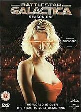 Battlestar Galactica - Series 1 - Complete (DVD, 2010, 4-Disc Set)