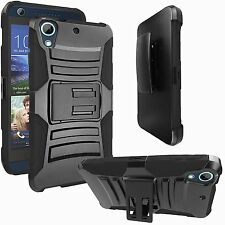 Lg Tribute HD case , Lg X Style Case , ,Hard & Soft Defender Kickstand Cover