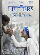 DVD - The Letters NEW The Untold Stories Of Mother Teresa 2016 FAST SHIPPING !