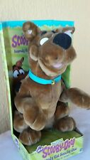 "Rare!!  STUFFED PLUSH TALKING Scaredy Cat ""SCOOBY DOO"" Cartoon Network"