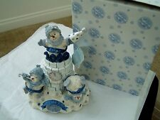 """SNOW BUDDIES """"AULD, LANG SYNE"""" 2000  # 94144, NEW IN ORIGINAL BOX"""