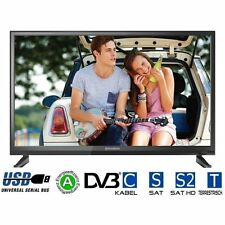 "32"" pollici Makena d315 HD HDMI LED-TV DVB-T CI + USB MEDIA PLAYER TV Sintonizzatore"