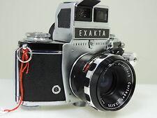 ✮ Ihagee Exakta Varex IIa mit Schneider Curtagon 2.8 35mm // vom Händler! (10)
