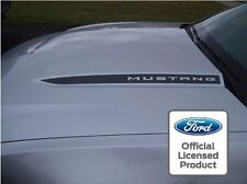 Ford Mustang Hood Spear Cowl Stripe graphic decal sticker package - SSA
