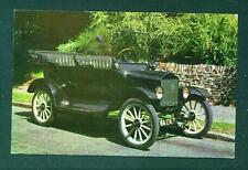 ROAD TRANSPORT – MOTOR CAR  - MODEL T FORD 1919 – UNUSED