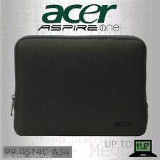 "GENUINE Acer Aspire 10"" to 11.6"" Laptop/Netbook Protective Neoprene Sleeve Case"