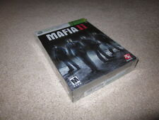 Mafia 2 II Collector's Edition with SteelBook (Xbox 360/One/XBO/XB1) limited NEW