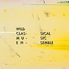 WILD CLASSICAL MUSIC ENSEMBLE TAPPING IS CLAPPING BORN BAD RECORDS VINYLE NEUF