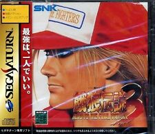 (Used) Sega Saturn Fatal Fury 3 [Japan Import]、