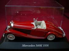 ALTAYA 1/43 - Mercédes 540K 1936
