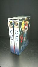 Nadia: The Secret of Blue Water DVD collections 1 and 2 COMPLETE SERIES