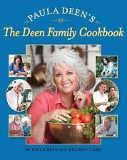 Paula Deen's the Deen Family Cookbook by Paula Deen 2009 HCDJ BOOK B146