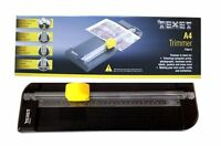 3 IN 1 A4 Rotary Paper Photo Card Cutter Trimmer - Wave Perforation & Straight