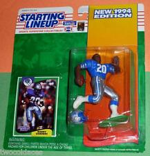 1994 BARRY SANDERS Detroit Lions NFC - only $4 s/h - Starting Lineup Kenner