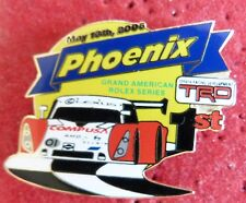 PIN'S COURSE USA LEXUS GRAND AMERICAN ROLEX SERIES TRD 2006 PHOENIX EGF MFS