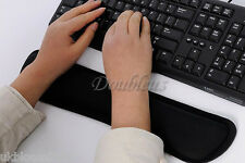 Wrist Raised Hands Rest Support Comfort Pad Cushion For PC Keyboard Comfort