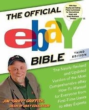 Jim Griff Griffith's The Official SELLING ON EBAY Bible 3rd Edition -2007