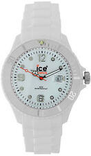 Ice Watch SI.WE.U.S.09 Unisex Silicone White Small Watch