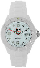 Ice Watch Unisex Silicone White Small Watch