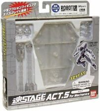 Bandai Stage Act 5.0 Stands for Robot Spirits Action Figures