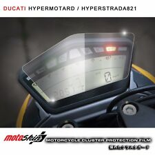 Cluster Scratch Protection Film / Shield for DUCATI Hypermotard / Hyperstrada
