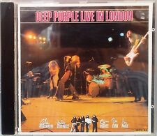 Deep Purple - Live In London (CD) Japanese Import