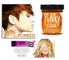 Jerome Russell Punky Semi Permanent Color Hair Cream #1432 FLAME