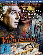 Die Verfluchten - The Fall of House Usher (Vincent Price) Blu-ray Disc NEU+OVP!