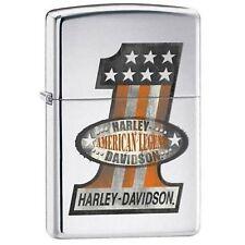 Zippo Accendino Harley-Davidson® Edizione Limitata #1 American Legend Regalo