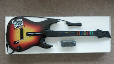 NEW Xbox 360 Guitar Hero World Tour Wired Guitar RARE 60319.805