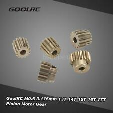 GoolRC M0.6 13T 14T 15T 16T 17T Pinion Motor Gear set for 1/8 1/10 RC Truck E9K4
