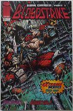 Bloodstrike #15 (Oct 1994, Image) War Games Part 1 Extreme Sacrific (C2195)