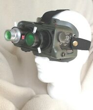 Ghostbusters Prop Replica Ecto GOGGLES w/ LIGHTS proton pack costume Comic Con