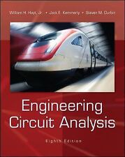 NEW Engineering Circuit AnalysiS (8th Edition) (Global Edition)
