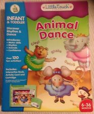 Little Touch Leappad Animal Dance Brand New In Sealed Box