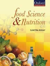 Food Science and Nutrition (Oxford Higher Education)