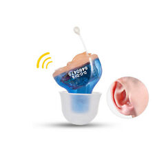 Hearing Amplifier (Cic) Complete in the Canal ,Small, Portable, Hearing Aid,mini