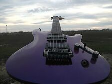 IBANEZ S SERIES CUSTOM 24 FRET HSH EMG ELECTRIC GUITAR Purple