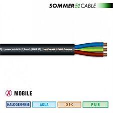 Sommer Cable SC-AQUA MARINEX Lastkabel 3x 2,5 mm² Halogenfrei/- 200m Wassertiefe