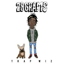 Wiz Khalifa - 28 Grams Mixtape 2 CD Double Disc (No DJ Version) Taylor Gang