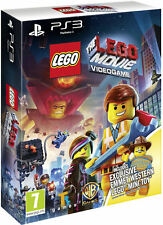 The LEGO Movie VideoGame Western Emmet Minitoy Edition PS3 * NEW SEALED PAL *