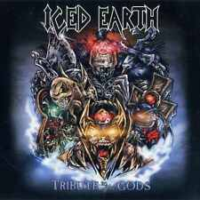 ICED EARTH tribute to the gods  (Reissue dijipack + bonus ) CD