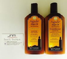 Agadir Argan Oil Daily Moisturizing Shampoo & Conditioner 12.4oz
