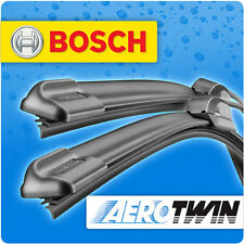 "22"" 16"" Bosch Aerotwin Front Windscreen Wiper Blades Aero Flat Genuine New Part"